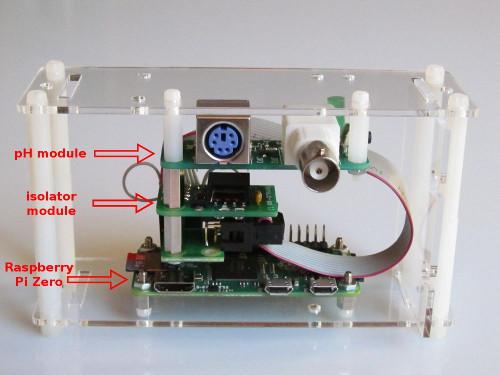 Raspberry Pi Zero stand